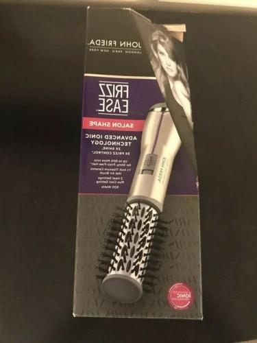 frizz ease salon shape hot air brush