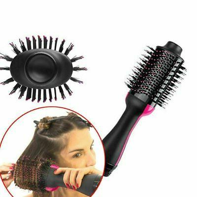Hair Comb Negative Ion Hot Air In