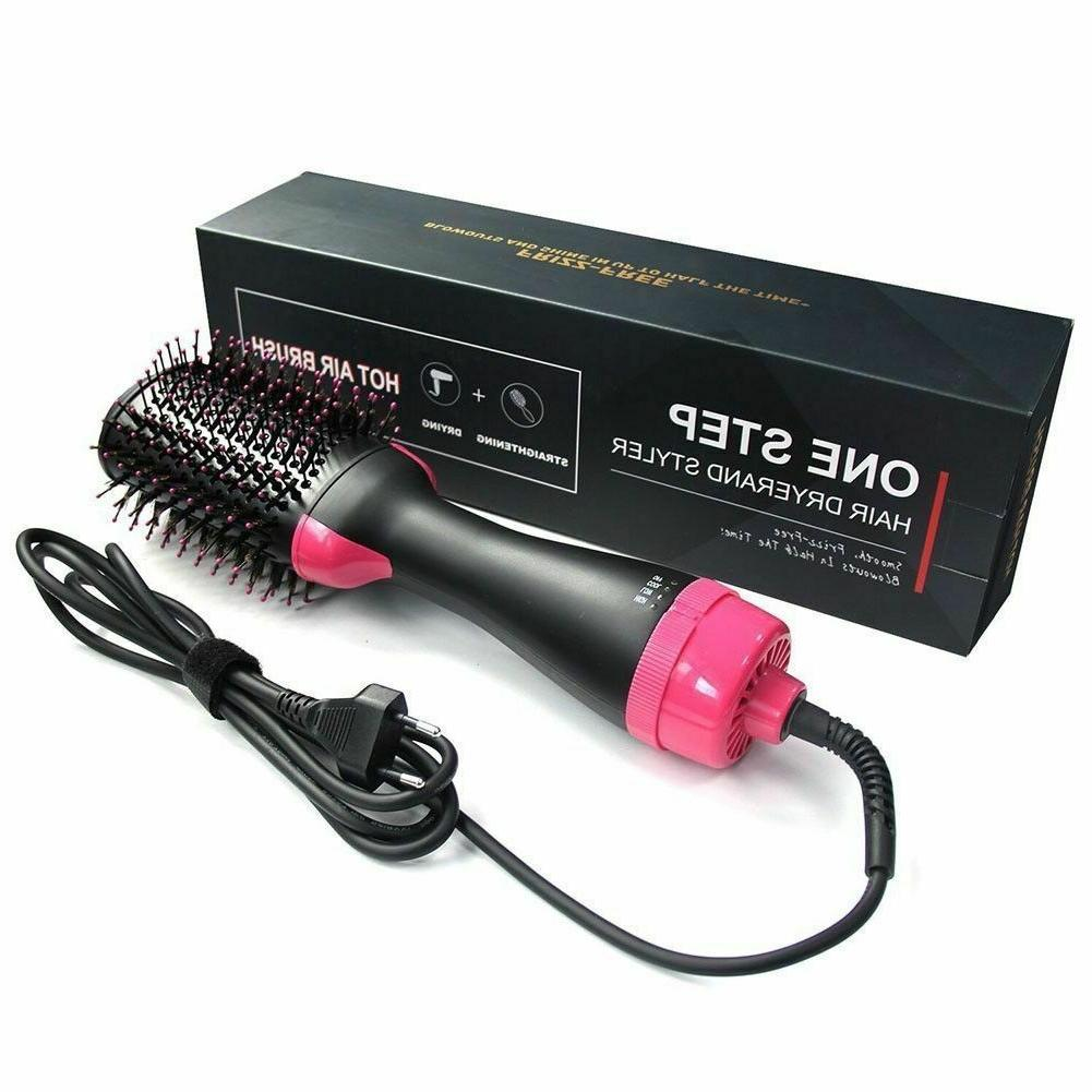 Hair Dryer & 2 in 1 & Brush Hot Air Comb