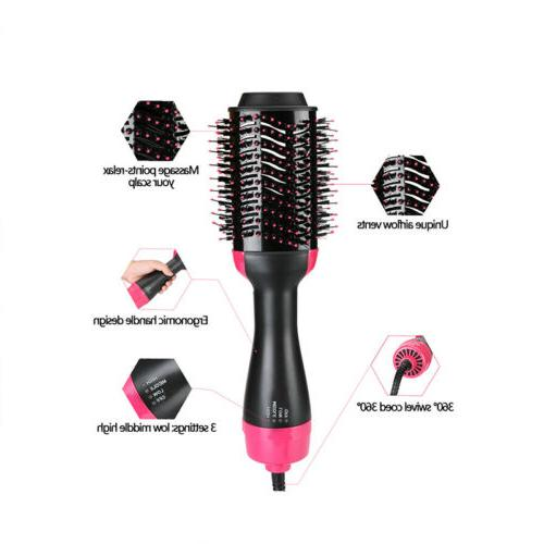 Hair Hot Air Blower Ion