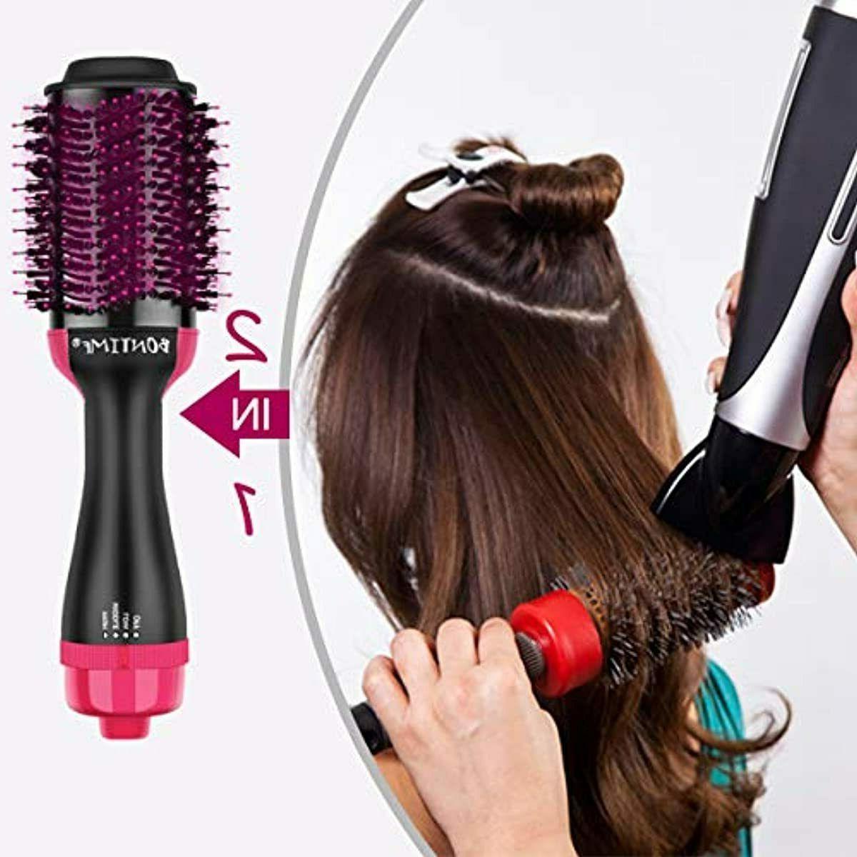Hair Dryer Blowout Brush - Hot Air Brush by Hair