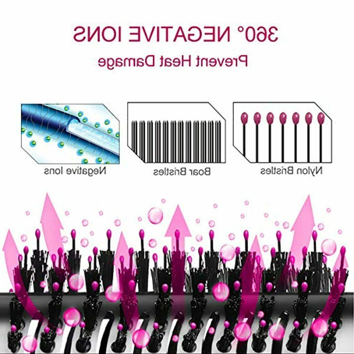 Brush Hot Brush Hair Dryer