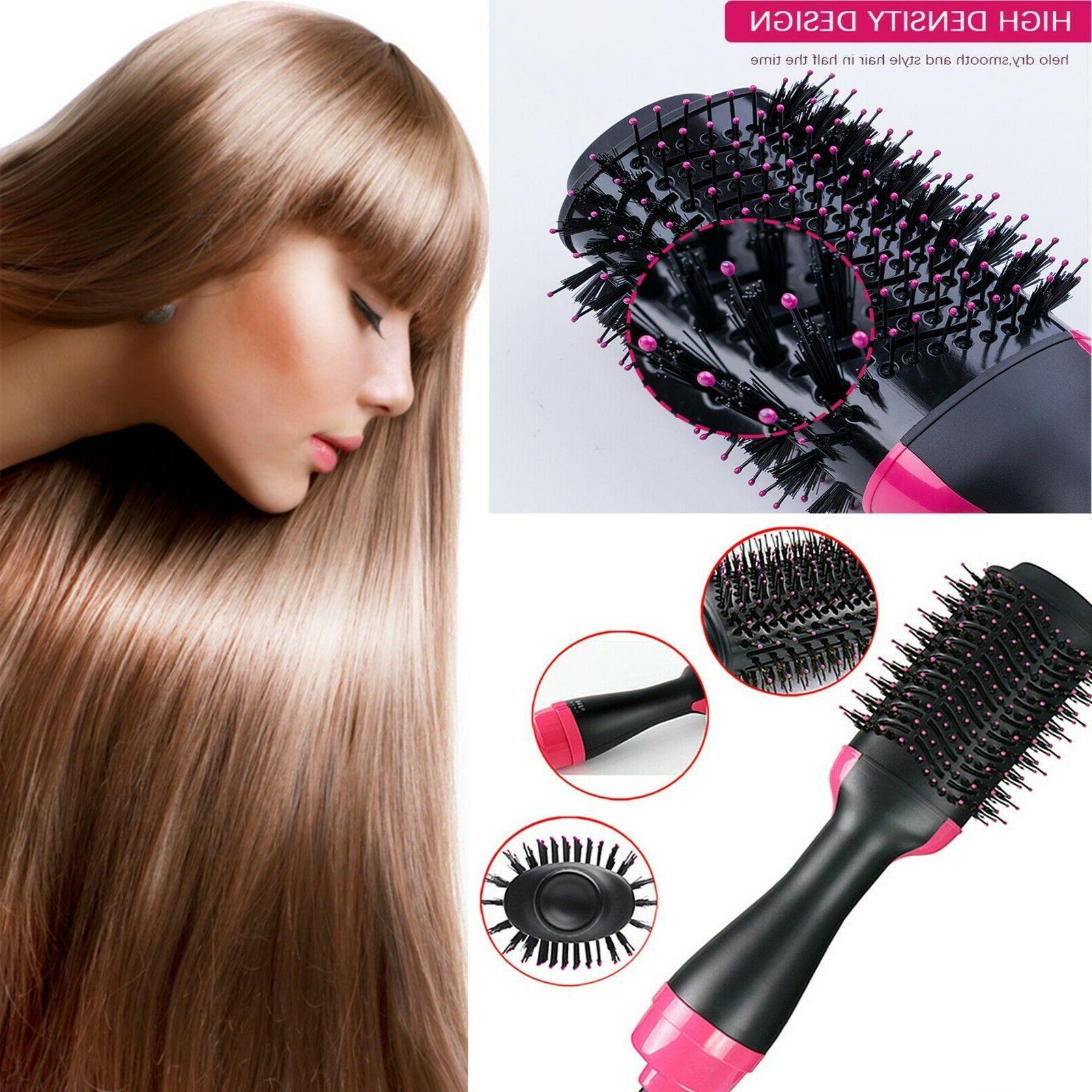 Hair Dryer Brush,Hot Volumizer, Styler Straightening