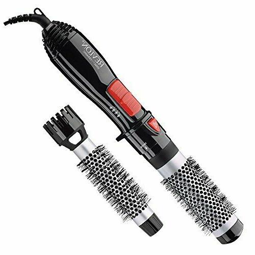 Revlon perfect Hot Air Brush Styler and Dryer heat with Cera