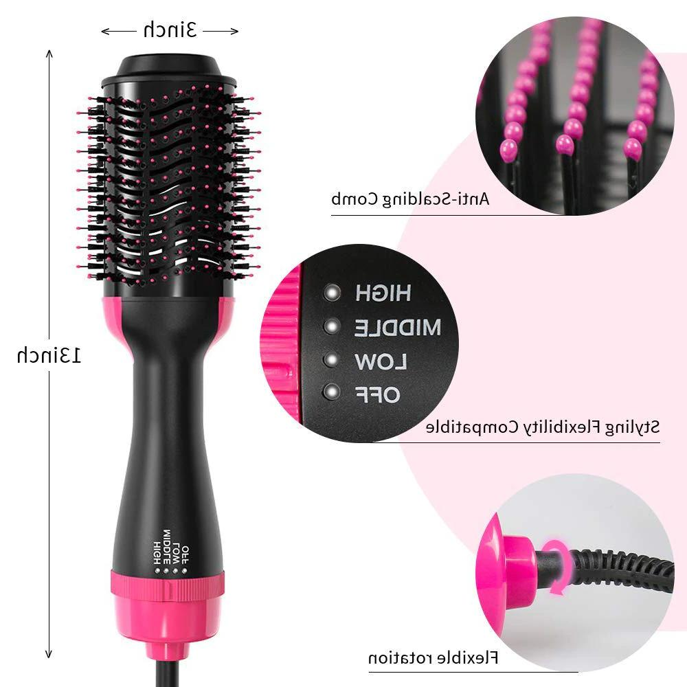 Hair One Brush Air Comb Iron