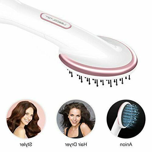 hair dryer straightener for all hair types