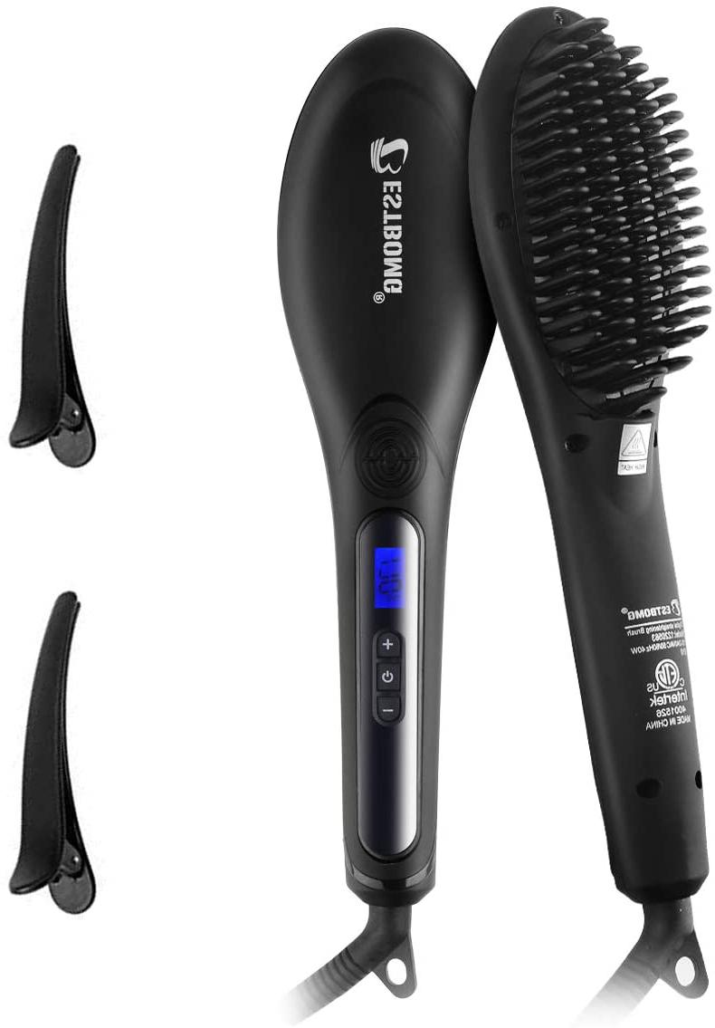 HAIR STRAIGHTENER Fast Heating Air Beard