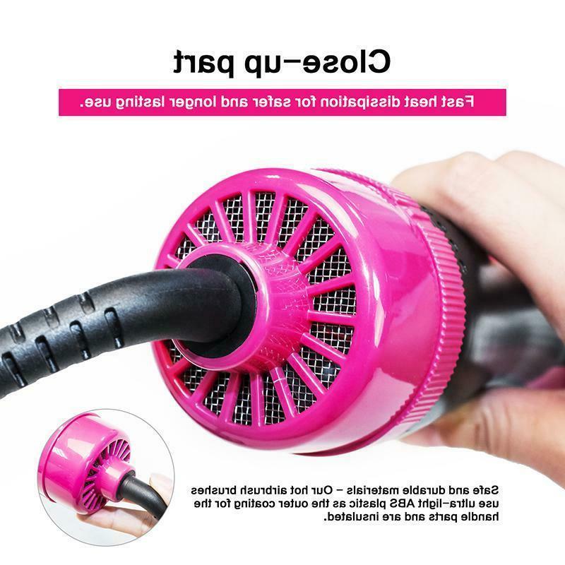 Hair Straightener Brush, Air Brush🙂 Volumizer
