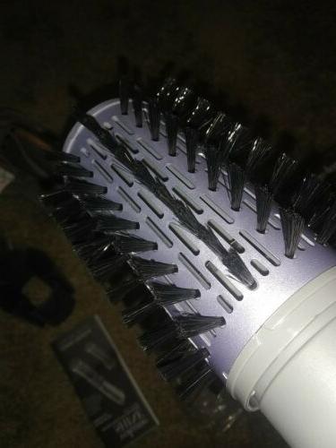 John Hot Brush; 1/2 Frizz Ease