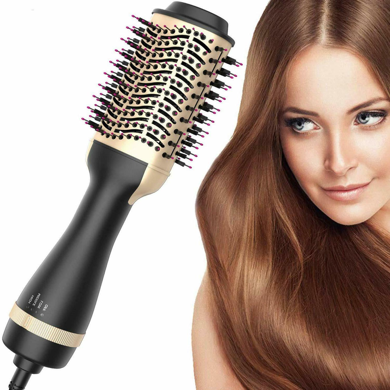 hot air brush bvser hair dryer brush