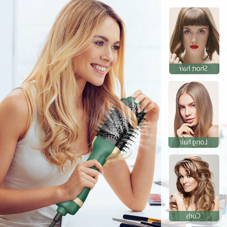 hot air brush good comb hair dryer