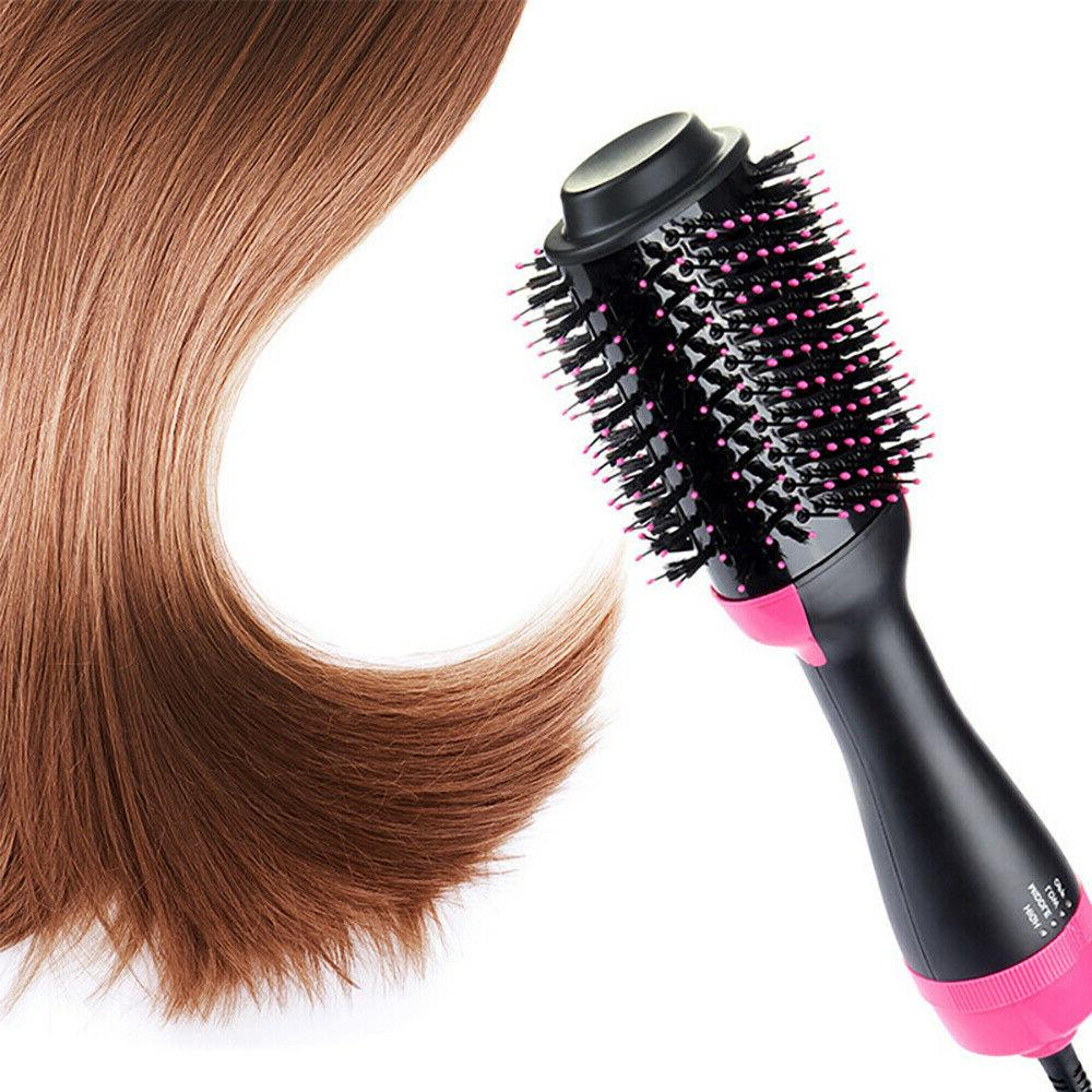 Hot Air Ion Paddle Styling Curl
