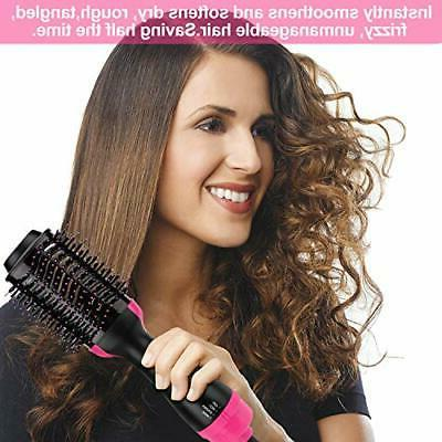 Hot Hair Dryer styler Curling Iron Fast