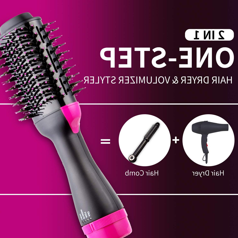 Hot Brush, Professional Salon Straightener Brush
