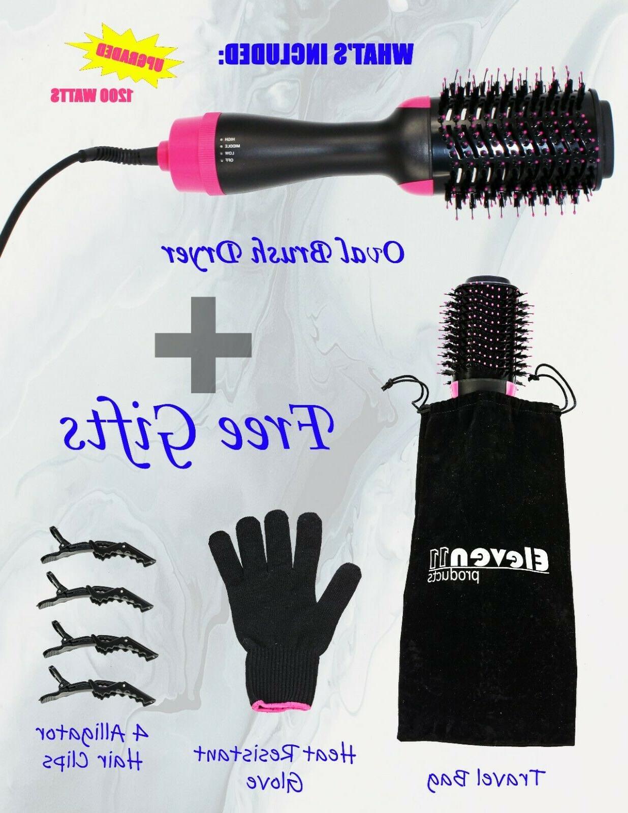 Hot Negative styling Brush Eleven11