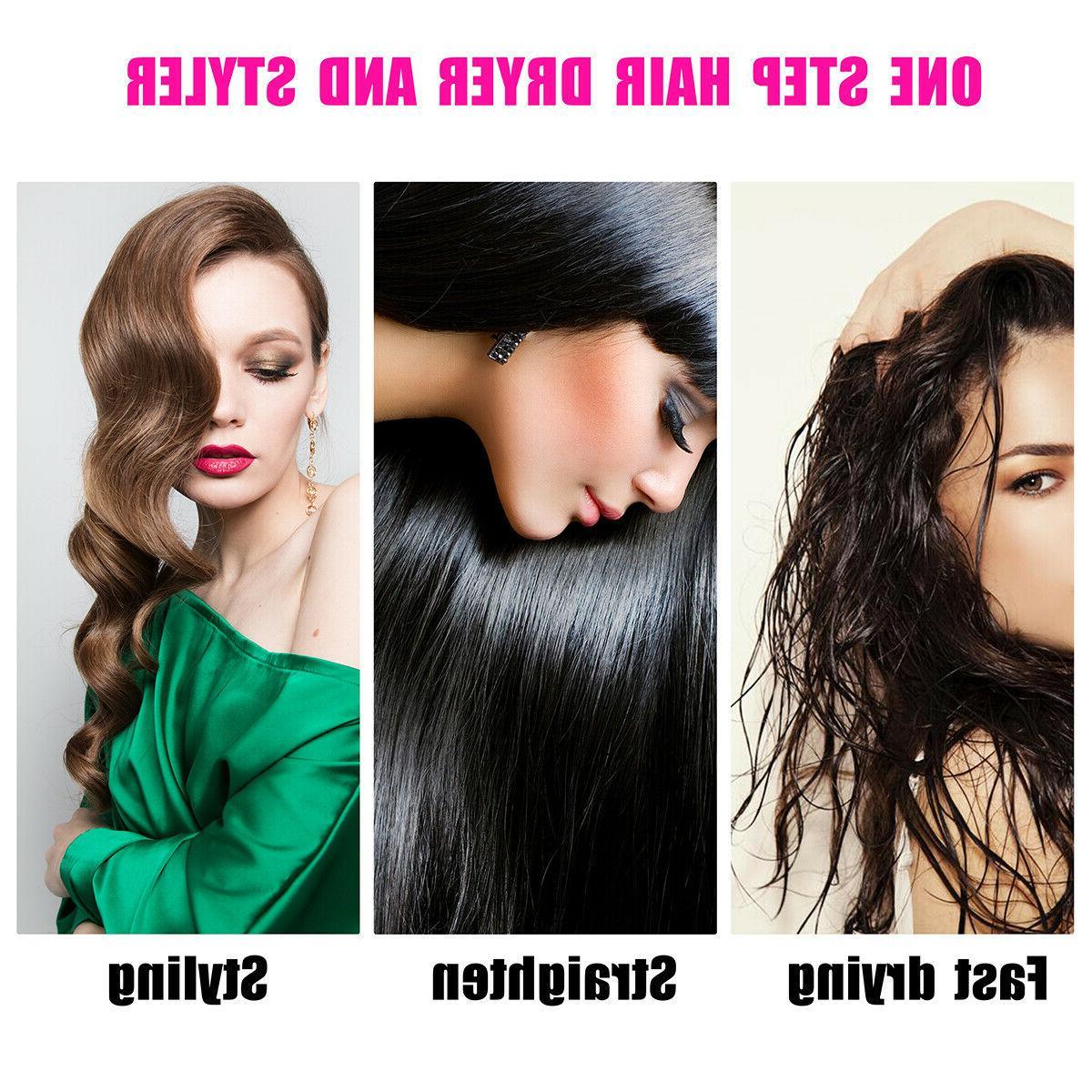 Hot Hair Brush One 4-in-1