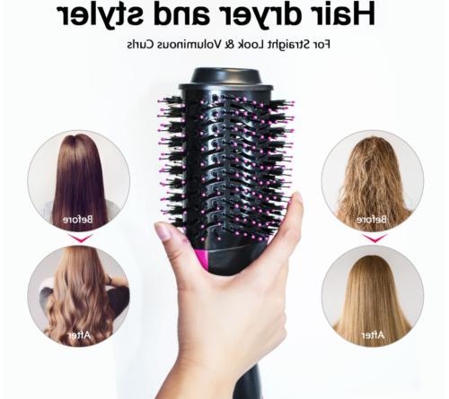 Hot Air Hair Negative Ion Volumizer Curl