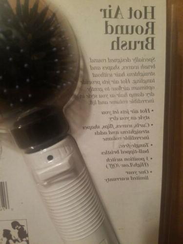 CONAIR Air Round Brush Free Drying