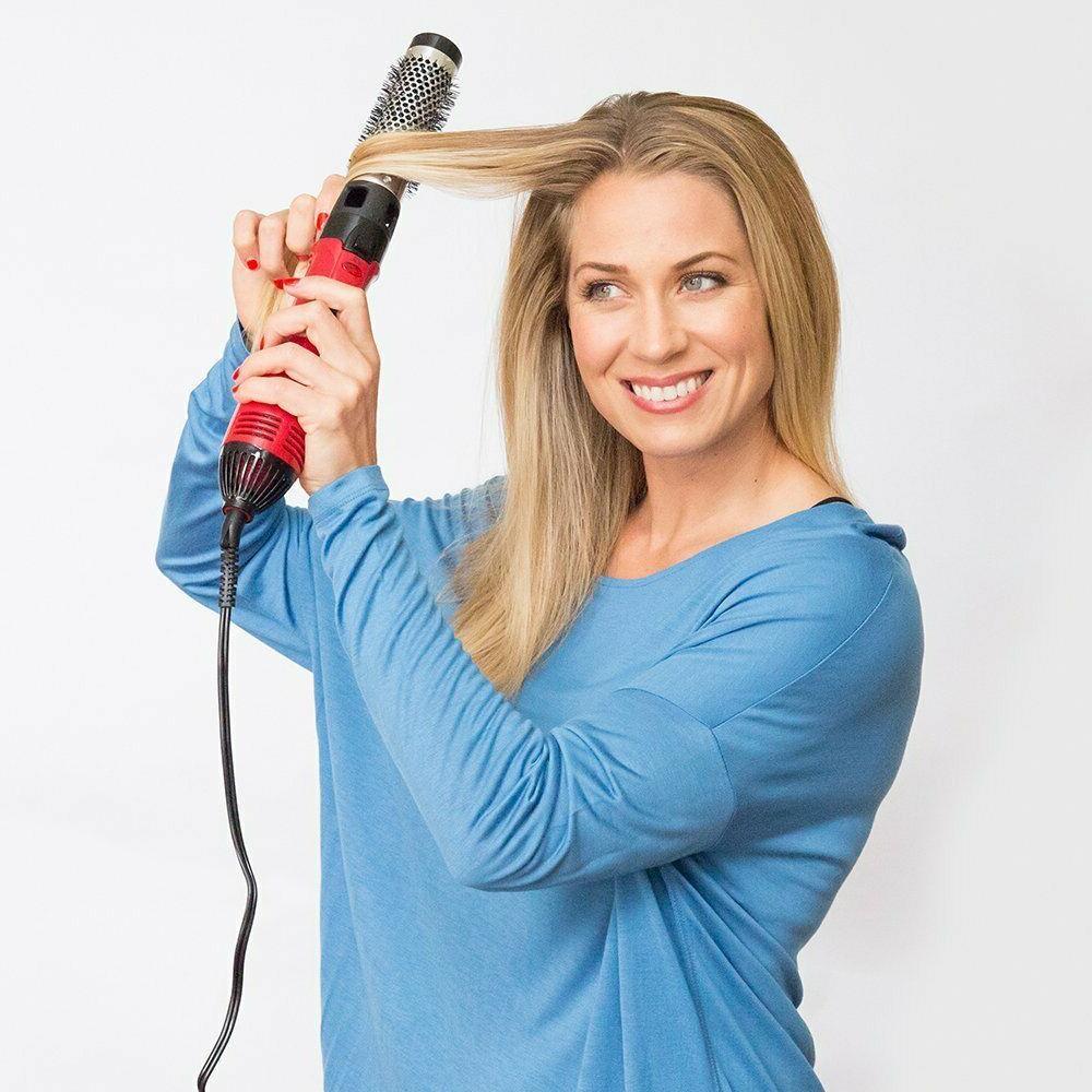 Revlon Hot Brush Styler Hair Ionic Hair Care