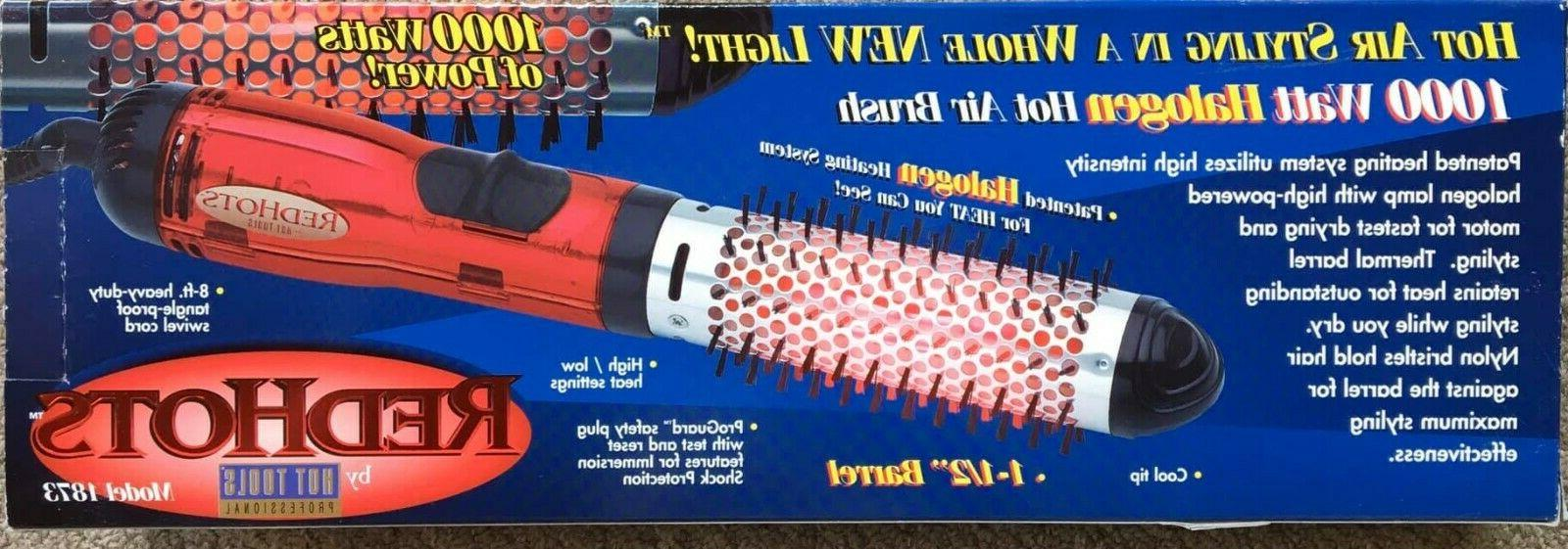 Hot Tools 1 Halogen Air 1000 ~ New