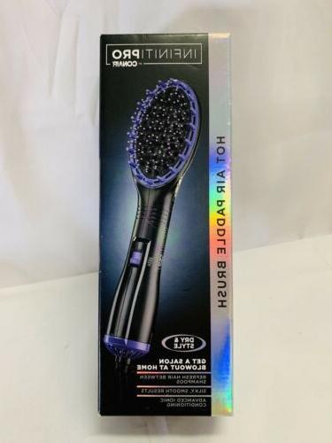 Infiniti Tourmaline Air Paddle Hair Brush