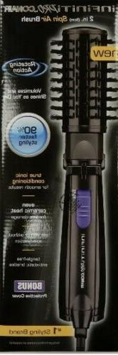 INFINITI PRO BY CONAIR Spin Air Rotating Styler/Hot Air Brus