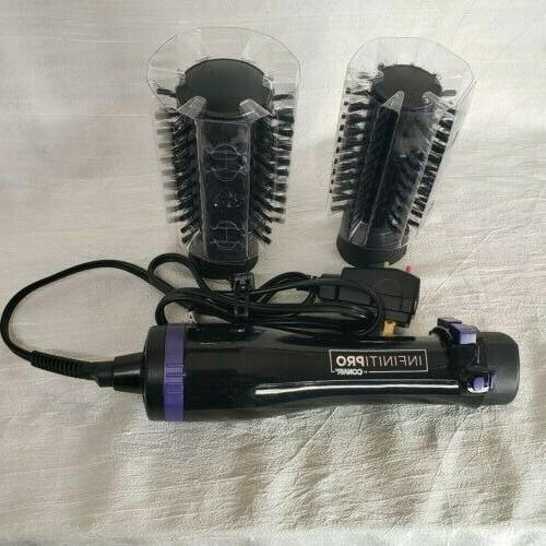 Infiniti Conair Ceramic Hot & Sm Spin ~Open