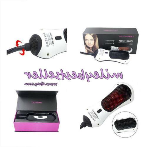 Lescolton Infrared Detangle & & Styler Brush