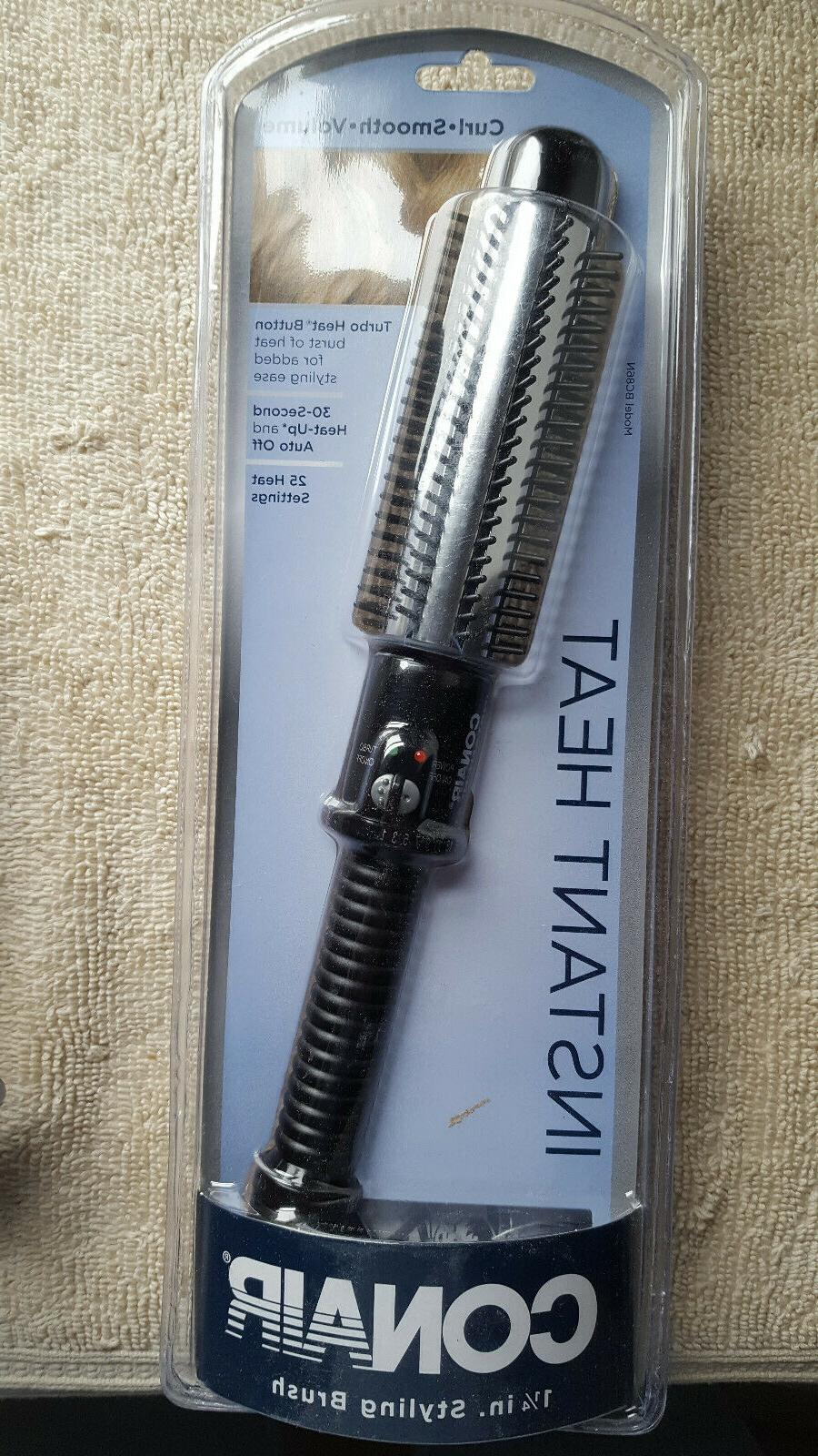 instant heat styling brush 1 1 4