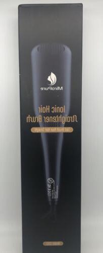 MiroPure Ionic Hair Straightener Brush, Model S102