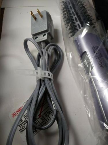 John Frieda Salon Shape Hot Brush Purple - Tested &