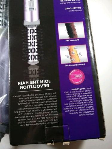 John Frieda JFHA6 Salon Shape Hot Brush - Tested &