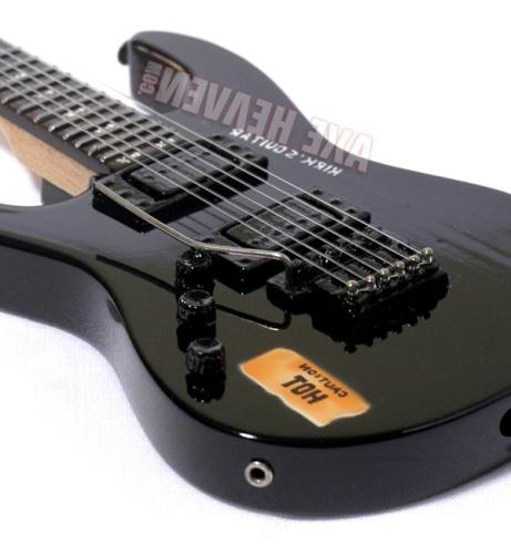Metallica Guitar Collectible