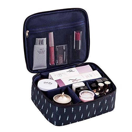Organizer fashion cosmetics cosmetic beautician storage bags Women