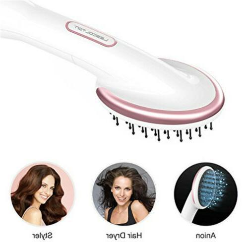 New Hair Dryer Styler Air Straightener