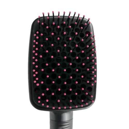 Multi-function blowing brush dry comb artifact dry hair fd43