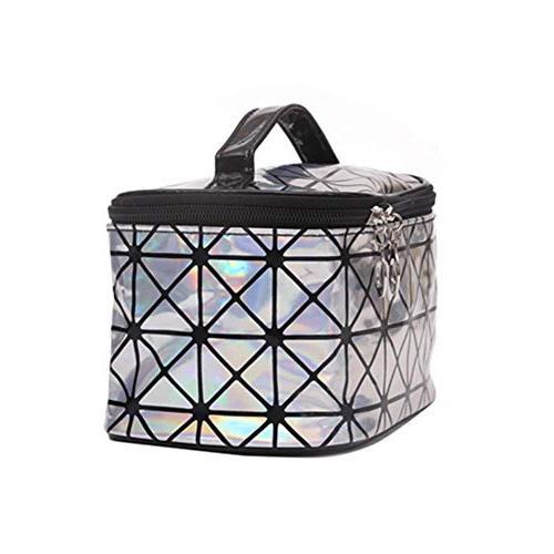 New Bag Flash Diamond Leather Organizer Bag Multi-color Optional