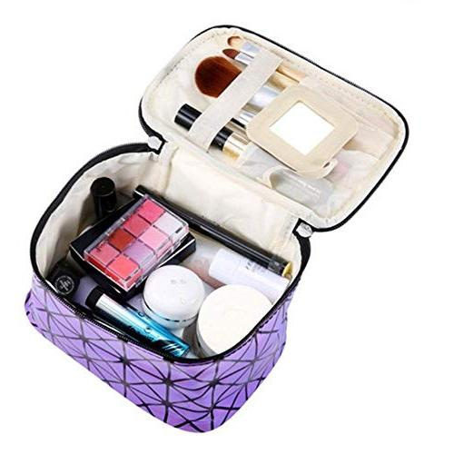 New Multifunctional Bag Flash Diamond Organizer Bag Multi-color Optional