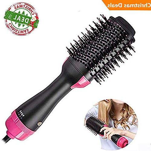 Dryer Volumizer Hair Brush Brush Multi-Functional Hair for Hairstyle Gift