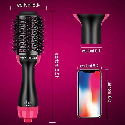 One Step Hair & Volumizer - Air 2-IN-1 Negative Ions