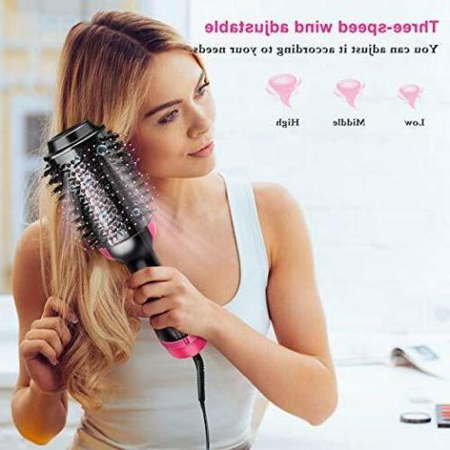 One-Step Hair Dryer Volumizer 3in1