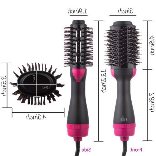 DORISILK Dryer 2 in 1 Hot Hair Dryer Brush