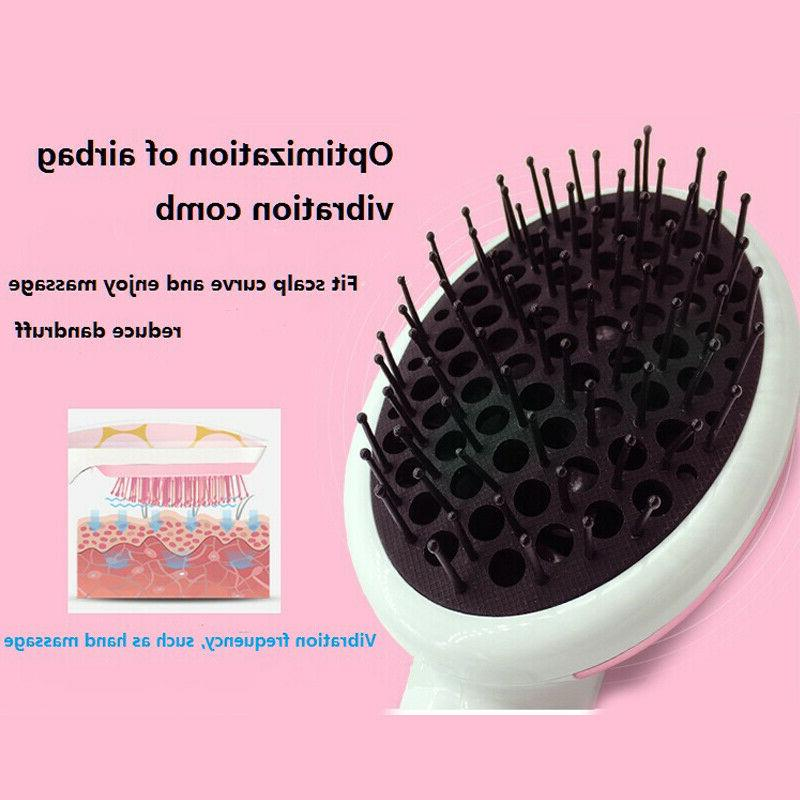 One Straight Hair Comb Brush Styler