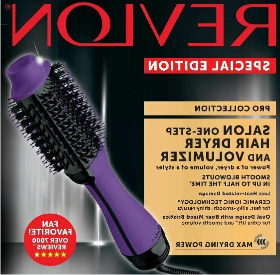 Revlon Collection Air One Hair Brush Volumizer