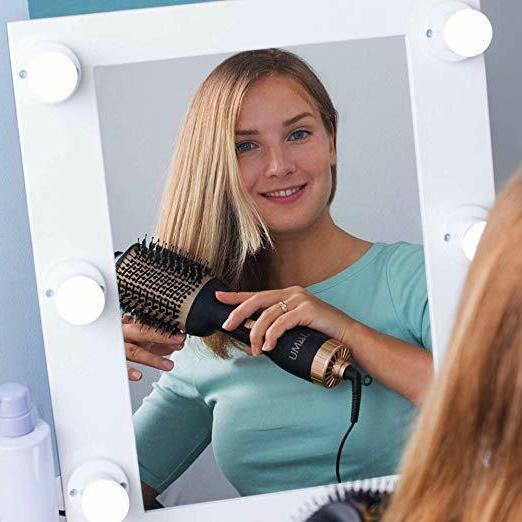 Pro Hair Dryer & Air Brush Straightener