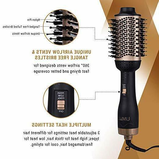 Pro & Air Hair Curler Straightener