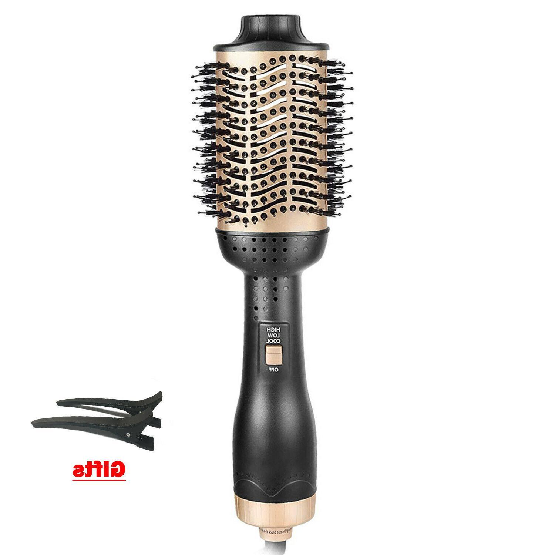 Pro Hair & Volumizer Air Brush Hair Straightener