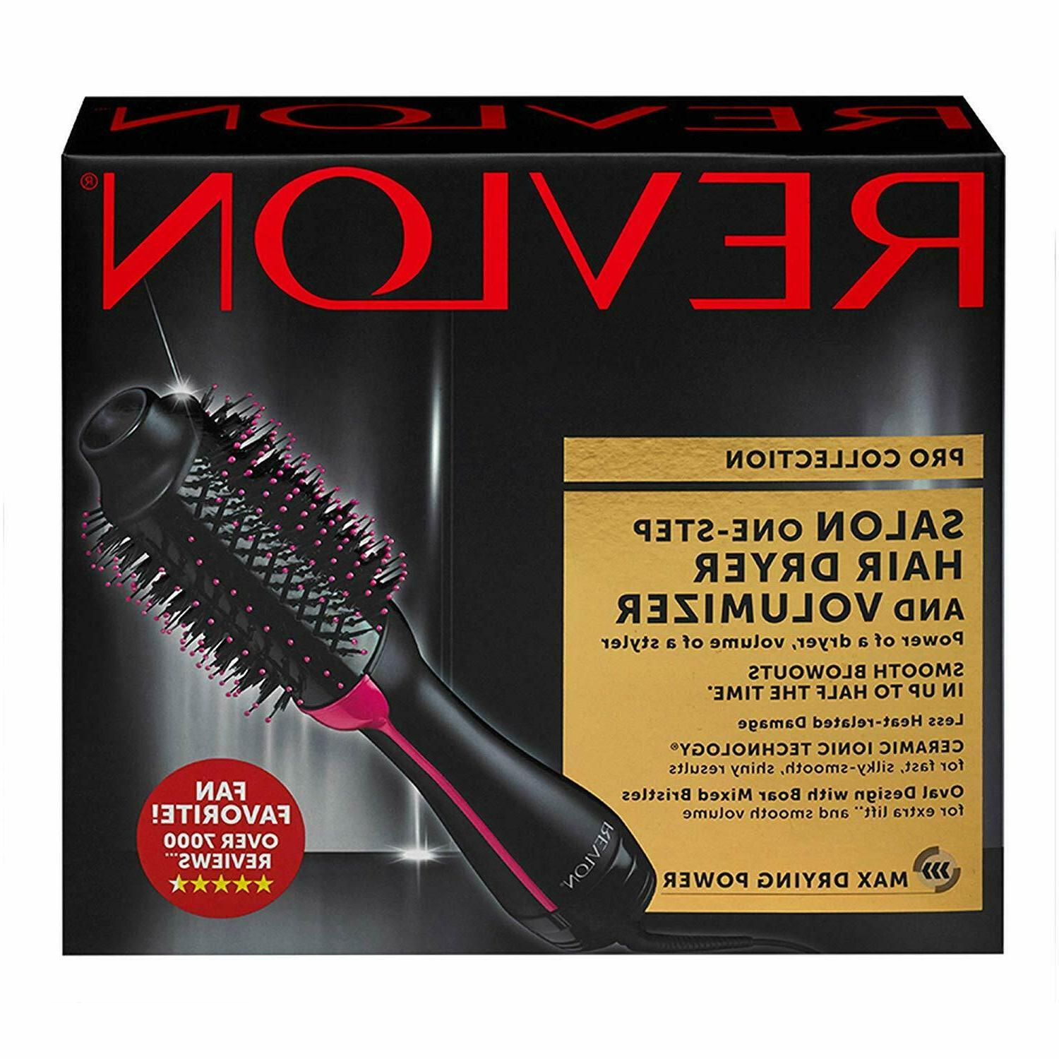 Revlon Dryer Volumizer Air Black
