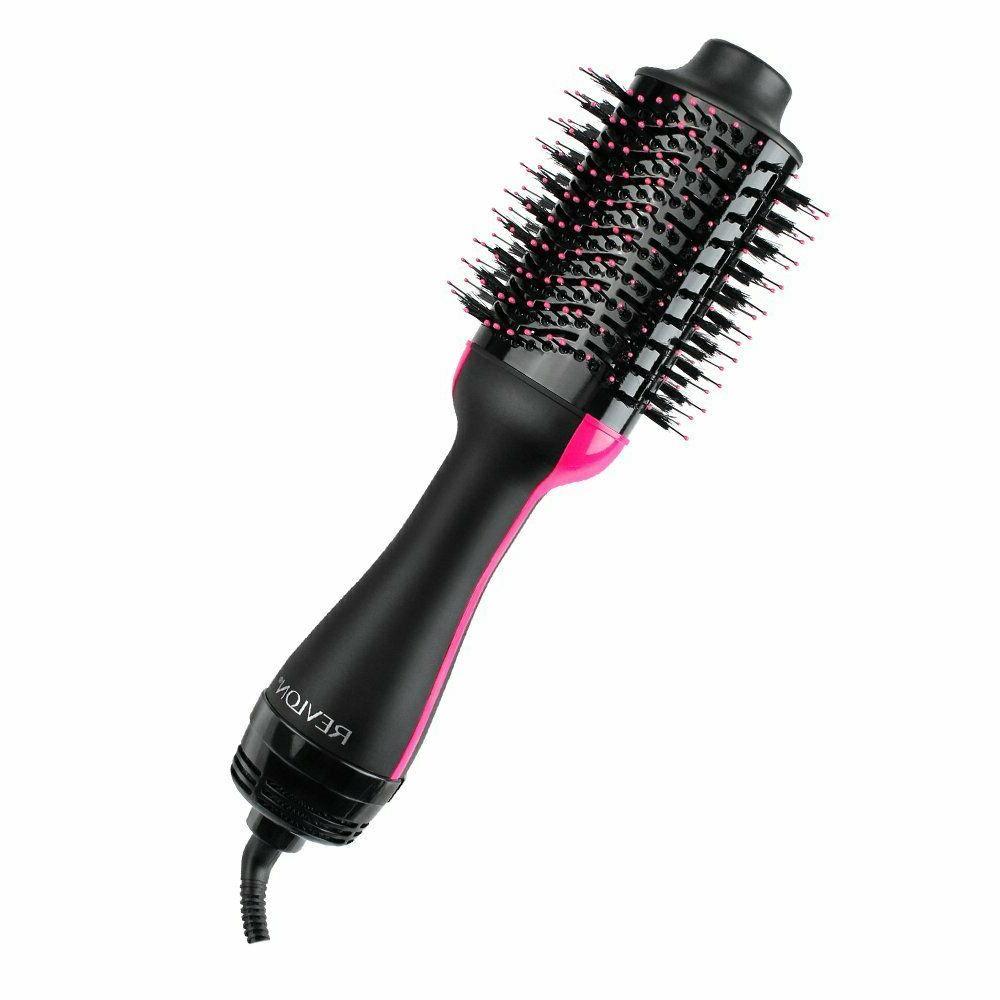 Hot Air Brush Volumizer Revlon Hair Care Styling Straighteni