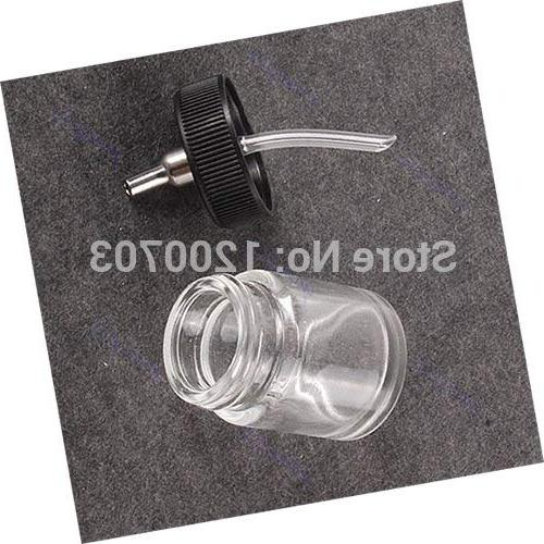Shoppy hot-selling Glass Jar Suction Lid Pump Spray Top